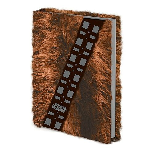 Star Wars Chewbacca Fur A5 Notebook Note Pad